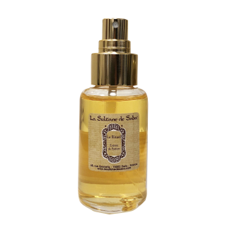 Extrait de Parfum - Karité des Îles - La Sultane de Saba