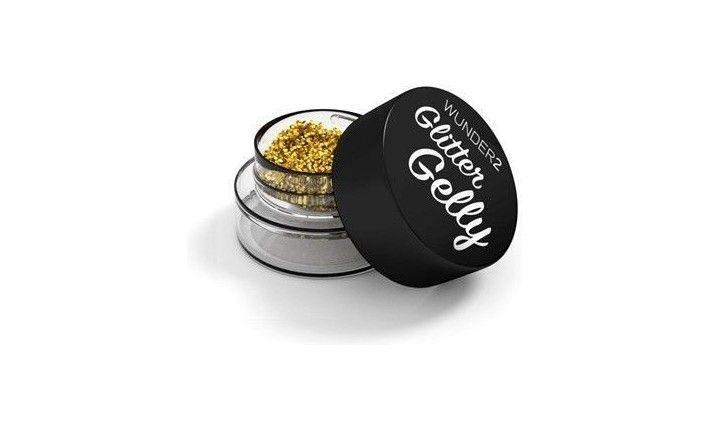 Glitter Gelly - Gel pailleté longue tenue -24 KARAT - Wunder 2