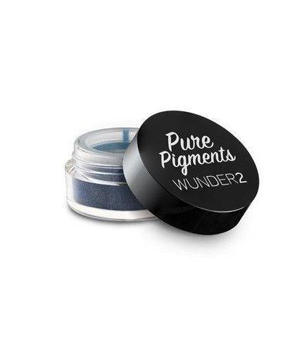 Pigmentos puros, puro Pigmentos de color - AZUL noche - Wunder2