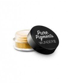 Pure pigments - Pigments purs colorés - SUNKISSED GOLD - Wunder2