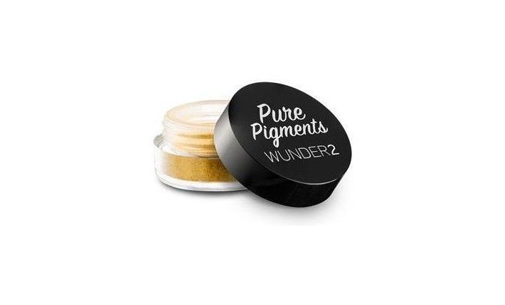 Pure pigments - Pigments purs colorés - SUNKISSED GOLD - Wunder2