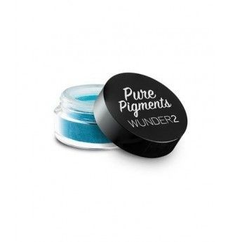 Pure pigments - Pigments purs colorés - MALDIVES BLUE - Wunder2