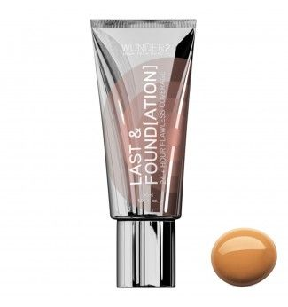 Fond de teint - Base de teint - Last & Foundation - Chocolate - Wunder2