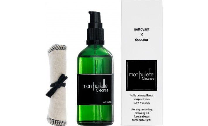Mon Huilette Cleanse - Nettoyant x Douceur - Les Huilettes