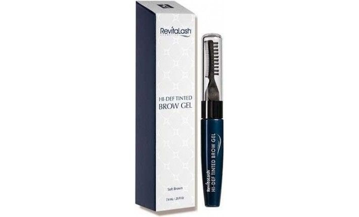 Hi Def Tinted Brow Gel - Soft Brown - Gel teinté pour les sourcils - Revitalash