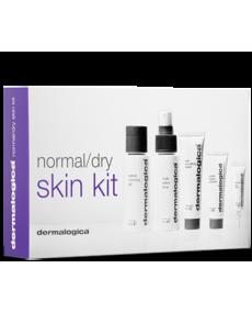 Kit de Soin Peau Normale/Sèche - Skin Kit - Normal/Dry - Dermalogica