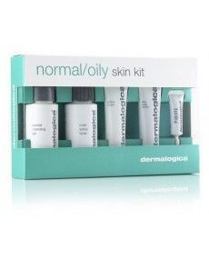 Kit de Soin Peau Normale/Grasse - Skin Kit - Normal/Oily - Dermalogica