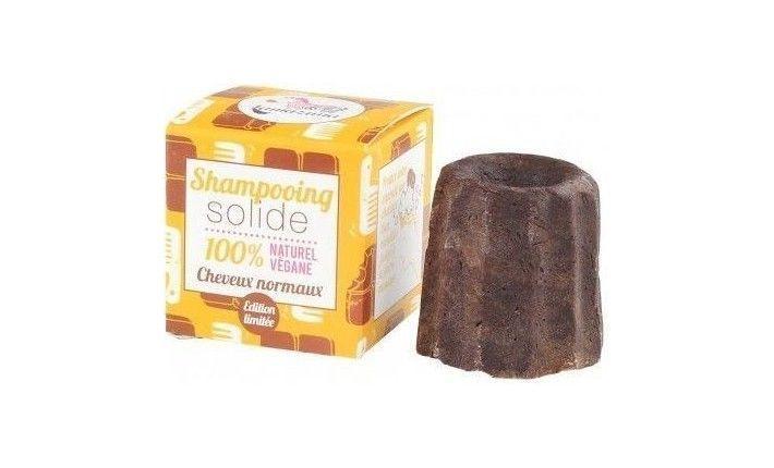 Shampooing solide - Chocolat - 55g - Lamazuna