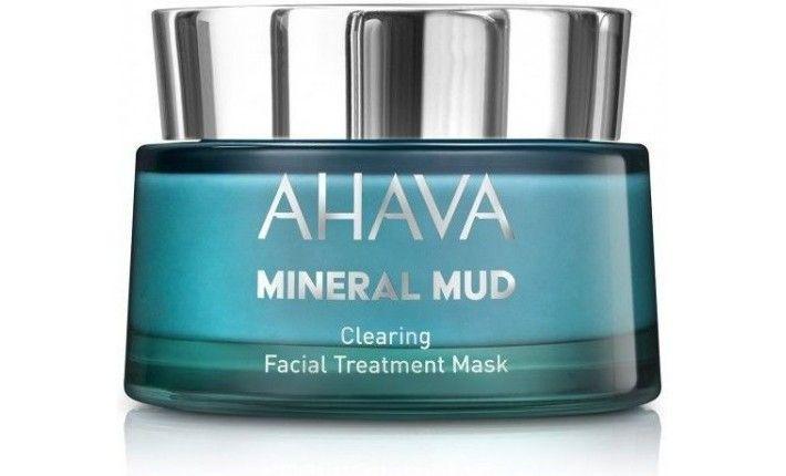 Masque soin visage - purifiant - 50ml - Ahava