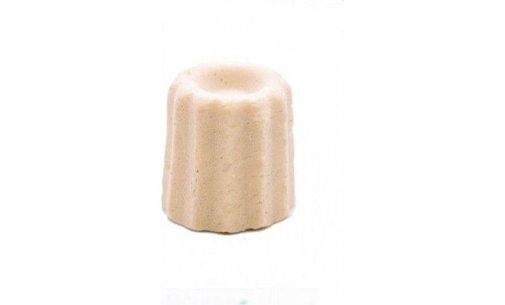 Shampooing solide - cheveux secs - vanille coco - 55g - Lamazuna