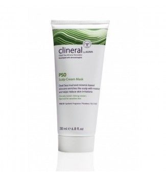 Masque crème pour le cuir chevelu - Clineral - AHAVA