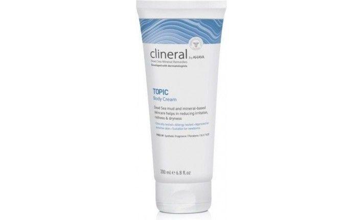 Crème pour le corps - Clineral - 200ml - AHAVA