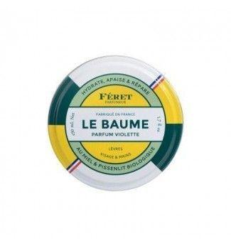 Baume - Violette - 50ml - Féret Parfumeur