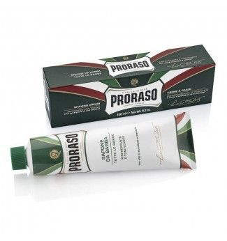 Crème à raser gamme verte – 150 ml – Proraso