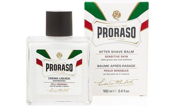 Baume après rasage - Sensitive Skin - 100ml - Proraso