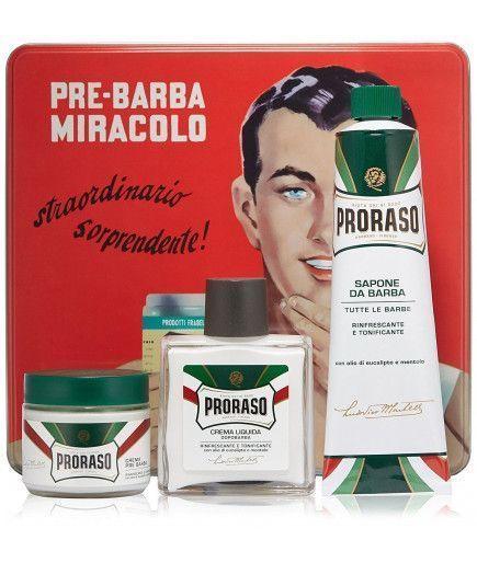 Cuadro De Barba - Gino - Proraso