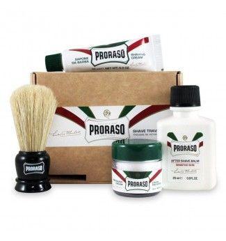 Kit de voyage - Shave Travel Kit - Proraso