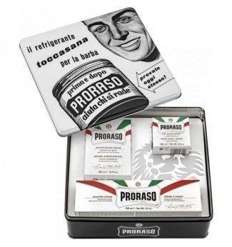 Coffret Toccasana - Peaux sensibles - Proraso