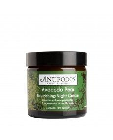 Crème de nuit - Avocado Pear Night Cream - 60ml - Antipodes