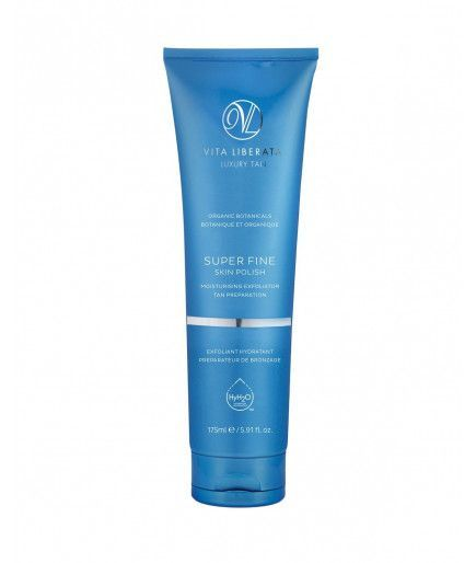 Super Fine Skin Polish - Exfoliant Hydratant Préparateur de Bronzage - Vita Liberata
