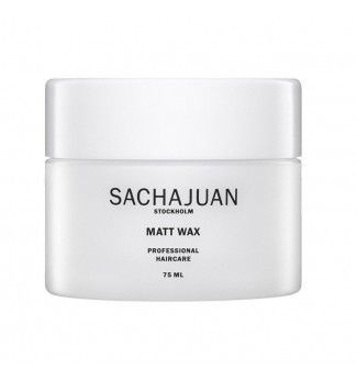Cire cheveux - Hair Wax - SACHAJUAN