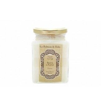 Beurre de karité Neutre - Sans Parfum - La Sultane de Saba