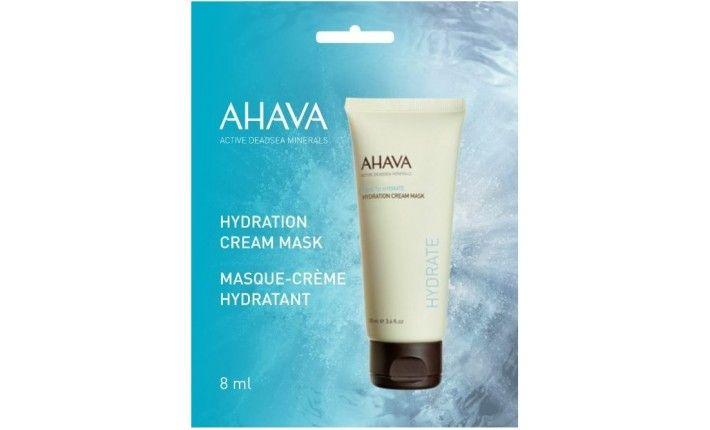 Masque-crème hydratant - AHAVA