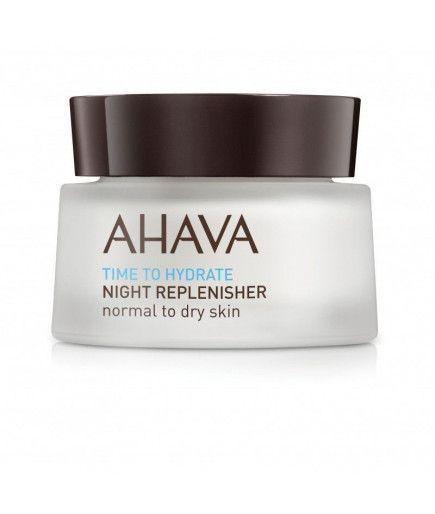 Regeneradora noche - piel normal a seca - AHAVA