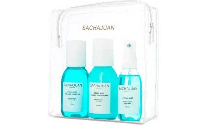 Trousse de Voyage - Set cheveux Ocean Mist - SachaJuan