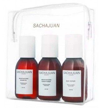 Trousse de Voyage - Set Cheveux Moisturizing - 100ml - SachaJuan