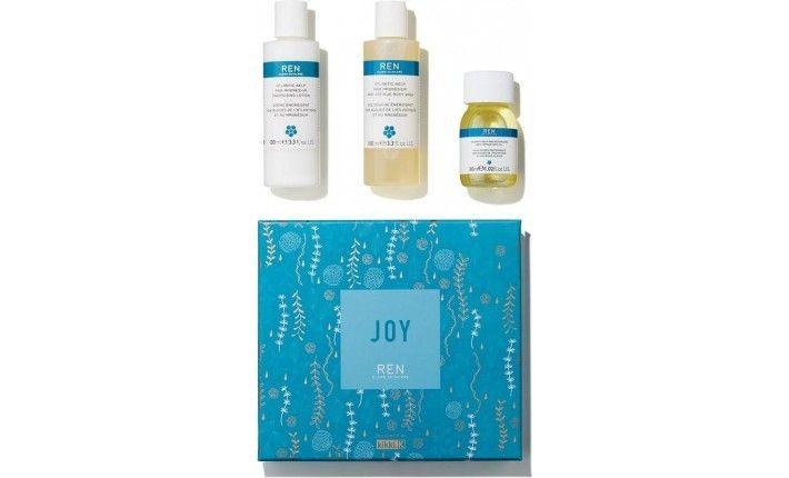 Coffret Corps pour le Voyage - Joy - REN Skincare
