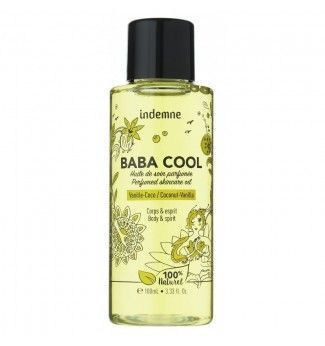 Huile de Soin Baba Cool - Vanille-Coco - Indemne