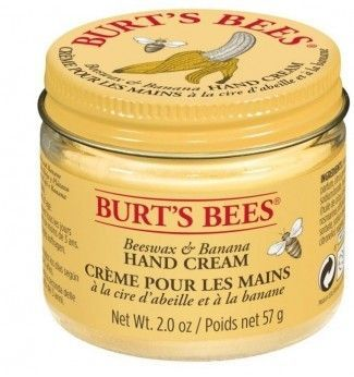 Crème pour les mains - Beeswax and Banana - Burt's Bees