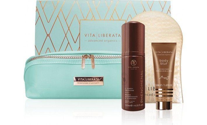 Kit Luxurious tan gift - Phéno Medium - Vita Liberata