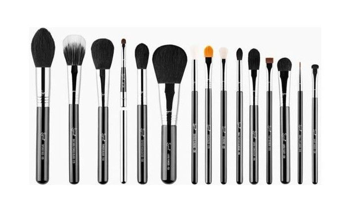Kit de Pinceaux Professionnels - Premium Kit Professional Brush Collection - Sigma