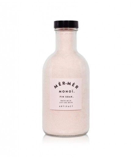 אמבט חלב אבקת אמהות אמהות Monoi סופו להשרות חפצים -