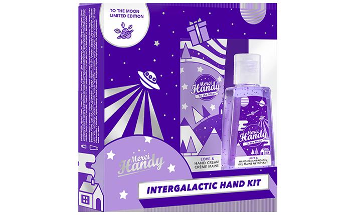 Kit pour les mains - Intergalactic Hand Kit - Merci Handy