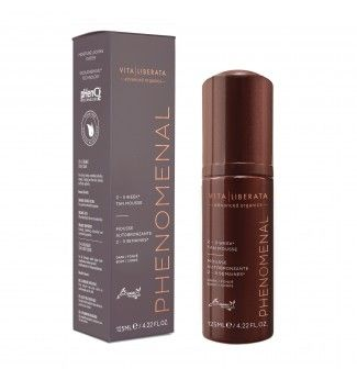 Phenomenal Mousse - Dark - Autobronzant tenue 2-3 semaines - Vita Liberata