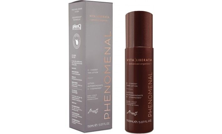 Autobronzant tenue 2-3 semaines - pHenomenal Lotion - Dark - Vita Liberata