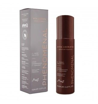 Autobronzant tenue 2-3 semaines - pHenomenal Lotion - Medium - Vita Liberata