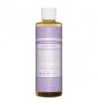 Savon Pur Végétal Liquide - Lavande - Dr Bronner