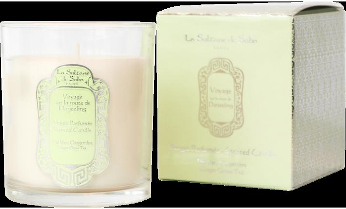 Bougie - Thé Vert Gingembre - La Sultane de Saba
