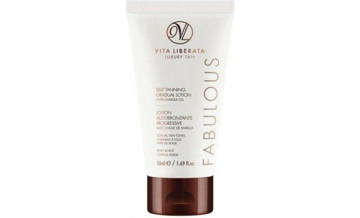 Lotion Quotidienne pour un bronzage progressif - Vita Liberata
