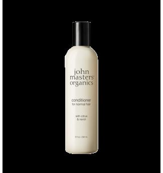 Après-shampoing - Agrumes et Néroli - John Masters Organics