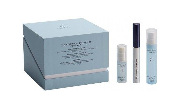 Coffret pour sourcils - The Reveyeval Collection - Revitalash Cosmetics