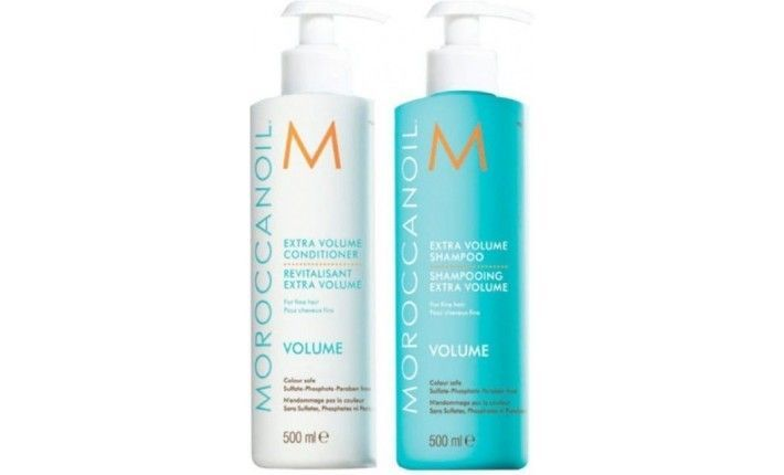 Set Volumisant - Extra Volume Set - Moroccanoil