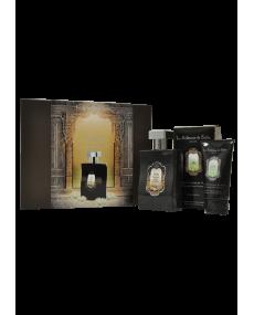 Coffret Parfum - Thé vert Gingembre - La Sultane de Saba
