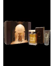 Coffret Parfum - Ambre Musc Santal - La Sultane de Saba