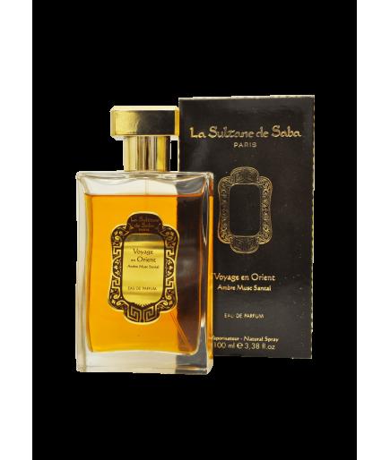 Parfum - Ambre Musc Santal - La Sultane de Saba