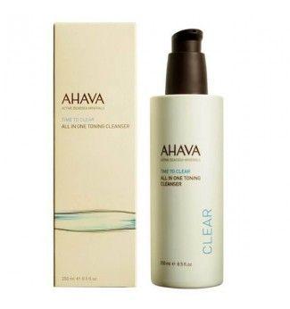 Crème démaquillante confort 100 ml - AHAVA